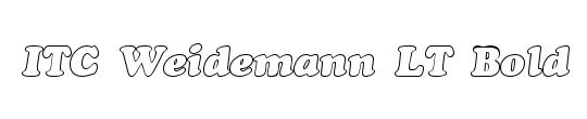 Weidemann LT Book