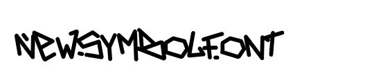 NewSymbolFont