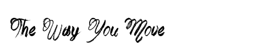 Skating Move