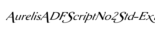 Aurelis ADF Script No2 Std Ext
