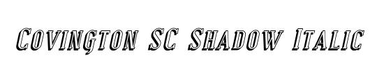 SF Covington SC Shadow