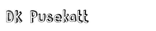 DK Pusekatt