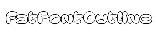 FatfontOutline