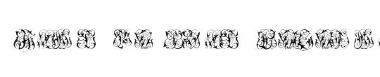 Intellecta Monograms Random Samples Ten