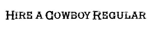 Cowboy Cadaver