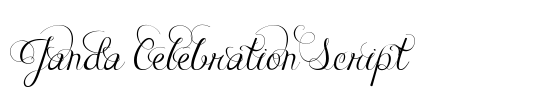 Download Janda Celebration Script Regular