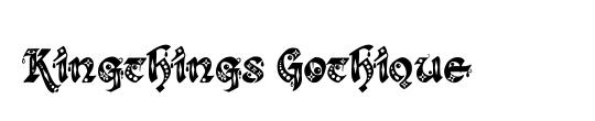 A Gothique Time