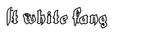 White Angelica
