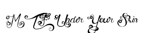 MTF Under Your Skin