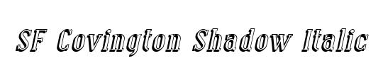 SF Covington Shadow