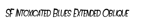 SF Intoxicated Blues Extended