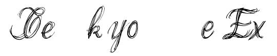 LTHeureka Glyphs