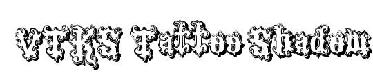 VTKS Tattoo Shadow