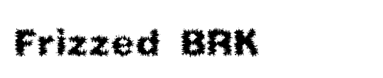 Frizzed (BRK)