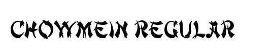 TR ChowMein