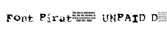 Font Pirate