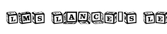 Zee Lance Bold Italic