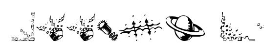Doodle Dingbats Four SSi