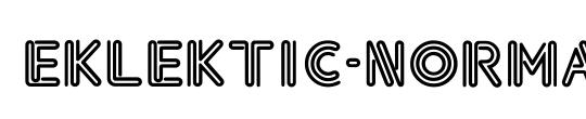 Eklektic-Normal
