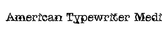 AmerType Md BT