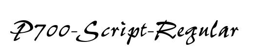 P700-Script