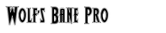 Wolf Bane Pro