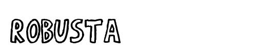 Robusta Sans