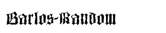 random type