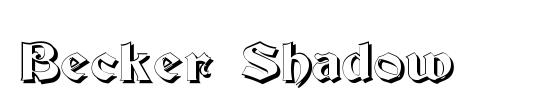 Becker Shadow