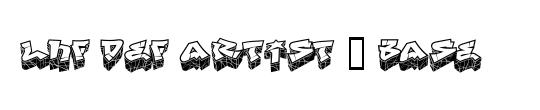 LHF Def Writer | BASE