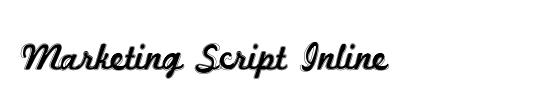 Marketing Script Shadow