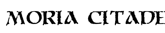 Angerthas Moria