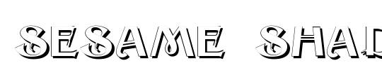 Sesame Shadow
