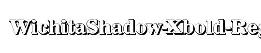 WichitaShadow-Xbold