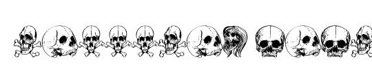 Old Skull Hellron