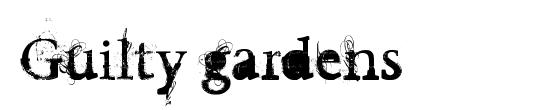 Busch Gardens Logo Font