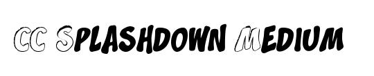 CC Splashdown