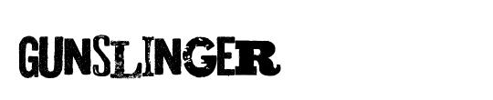The Gunslinger Waterdrop