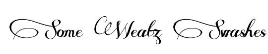 Some Weatz Symbols