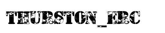 THURSTON_erc