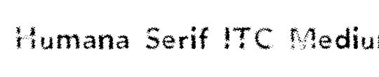 Humana Script ITC