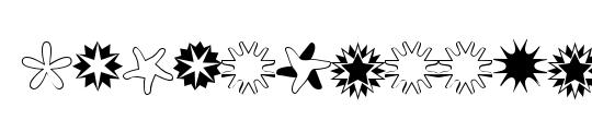 Chrismasstars
