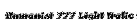 Humnst777 Lt BT