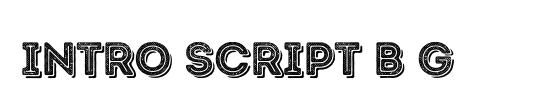 Intro Script R