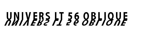 Univers LT 55