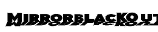 MirrorblacKOutline