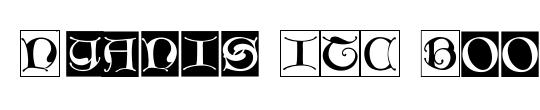 Dyadis ITC Book