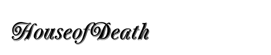 HouseofDeath