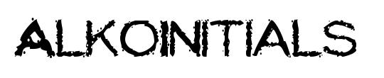 AlkoInitials