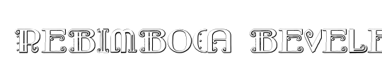 Rebimboca Beveled
